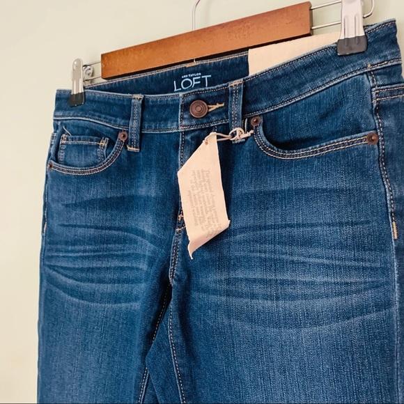 LOFT Denim - LOFT Modern Skinny Jean NWT Size 2P